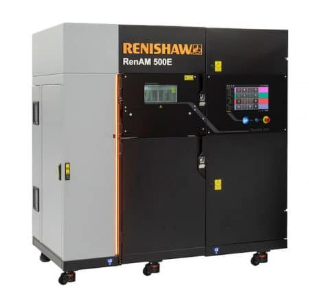 RenAM 500E Renishaw - Metal
