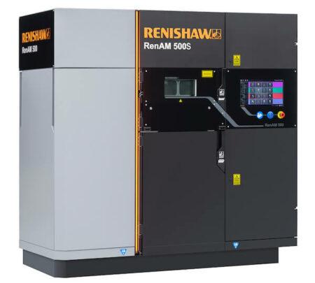 RenAM 500S Renishaw - Metal