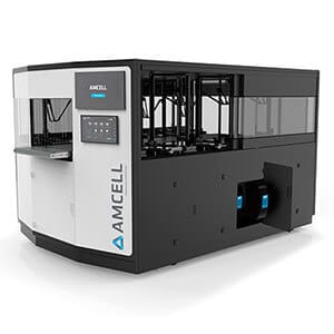 TRIDITIVE AMCELL metal additive manufacturing system