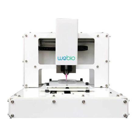 Bioprinter WeBio - Bioprinting