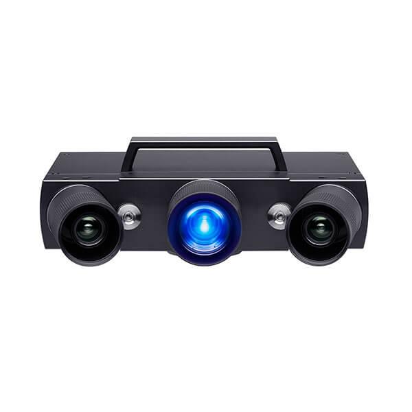 ATOS Q GOM 3D scanner