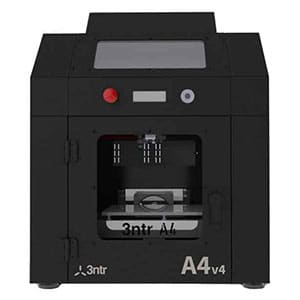 3ntr A4 v4 best professional desktop 3D printer
