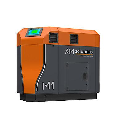 AM Solutions M1 lissage pièces imprimées en 3D