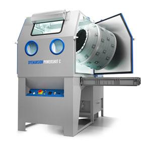 DyeMansion Powershot C AMT PostProDP post-traitement pièces imprimées en 3D