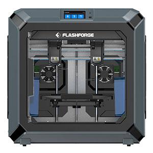 Affordable professional 3D printer FlashForge Creator 3