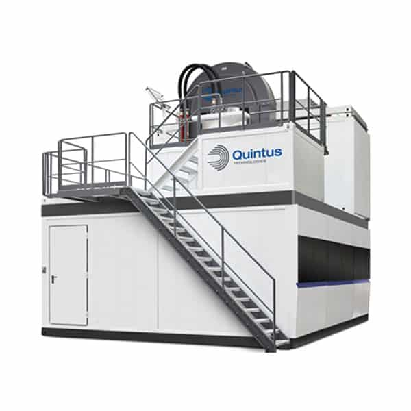 Quintus Technologies compression isostatique à chaud