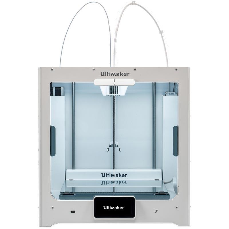 Ultimaker S5 best professional FFF 3D printer
