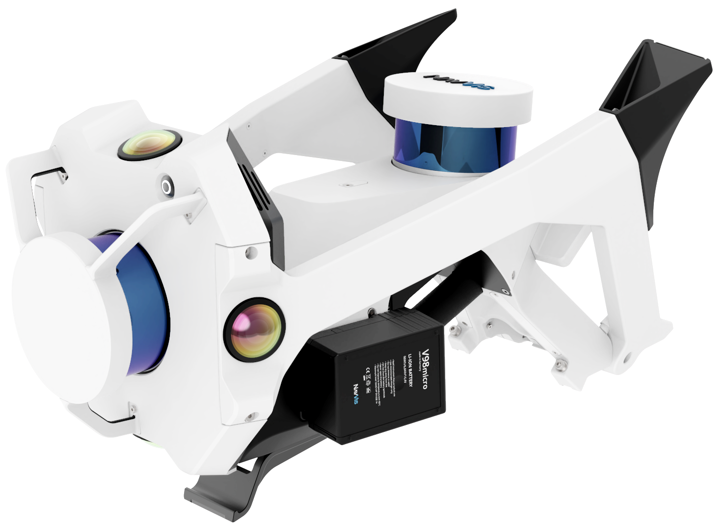 VLX NavVis - 3D scanners