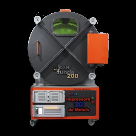 laser funde 200 Alkimat - Metal