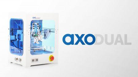 AxoDual Axolotl Biosystems - Bioprinting