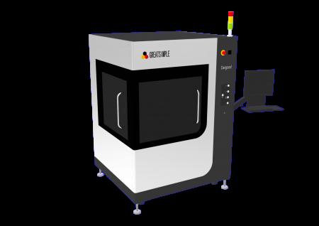 GSPro 600 GreatSimple - 3D printers