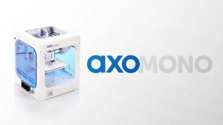 AxoMono Axolotl Biosystems - Bioprinting