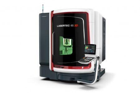 LASERTEC 65 3D Hybrid DMG Mori - Hybrid manufacturing, Metal