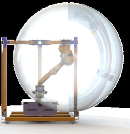 Orb 1 Orbital Composites - 3D printers