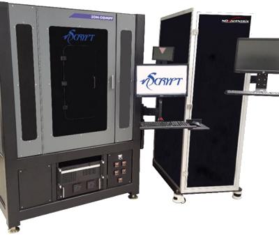 3Dn-DDM Series nScrypt - 3D printers