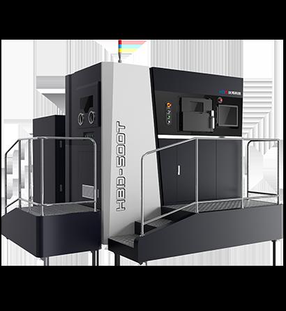 HBD-500 Shanghai Hanbang United 3D Tech - Metal
