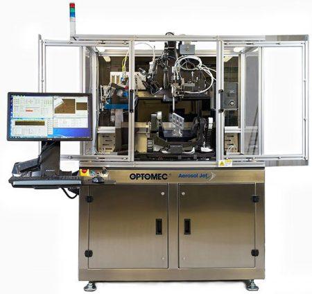 AEROSOL JET FLEX Optomec - 3D printers