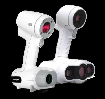 Academia Creaform - 3D scanners