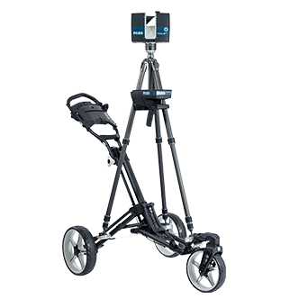 FARO Focus Swift SLAM laser scanner cart trolley