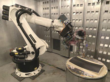 SCRAM system Electroimpact - 3D printers