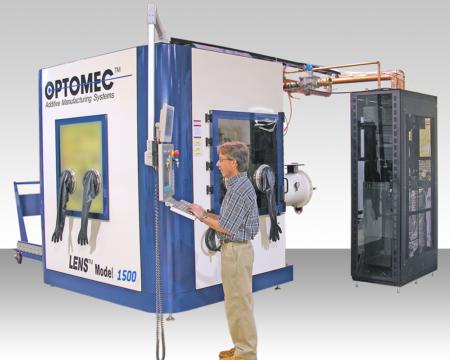 LENS CS 1500 Optomec - 3D printers