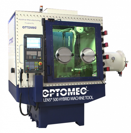 LENS MTS 500 Optomec - 3D printers