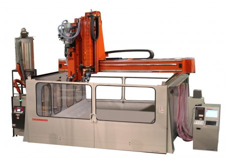 LSAM 1010 Thermwood - Large format