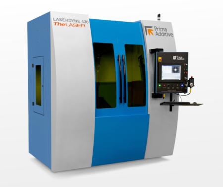 Laserdyne 430 Prima Additive - Metal