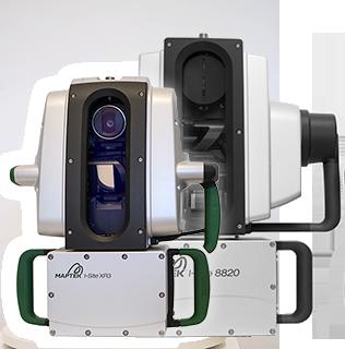 LR3 Maptek - 3D scanners