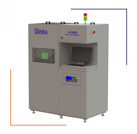 M100P Noura - Metal