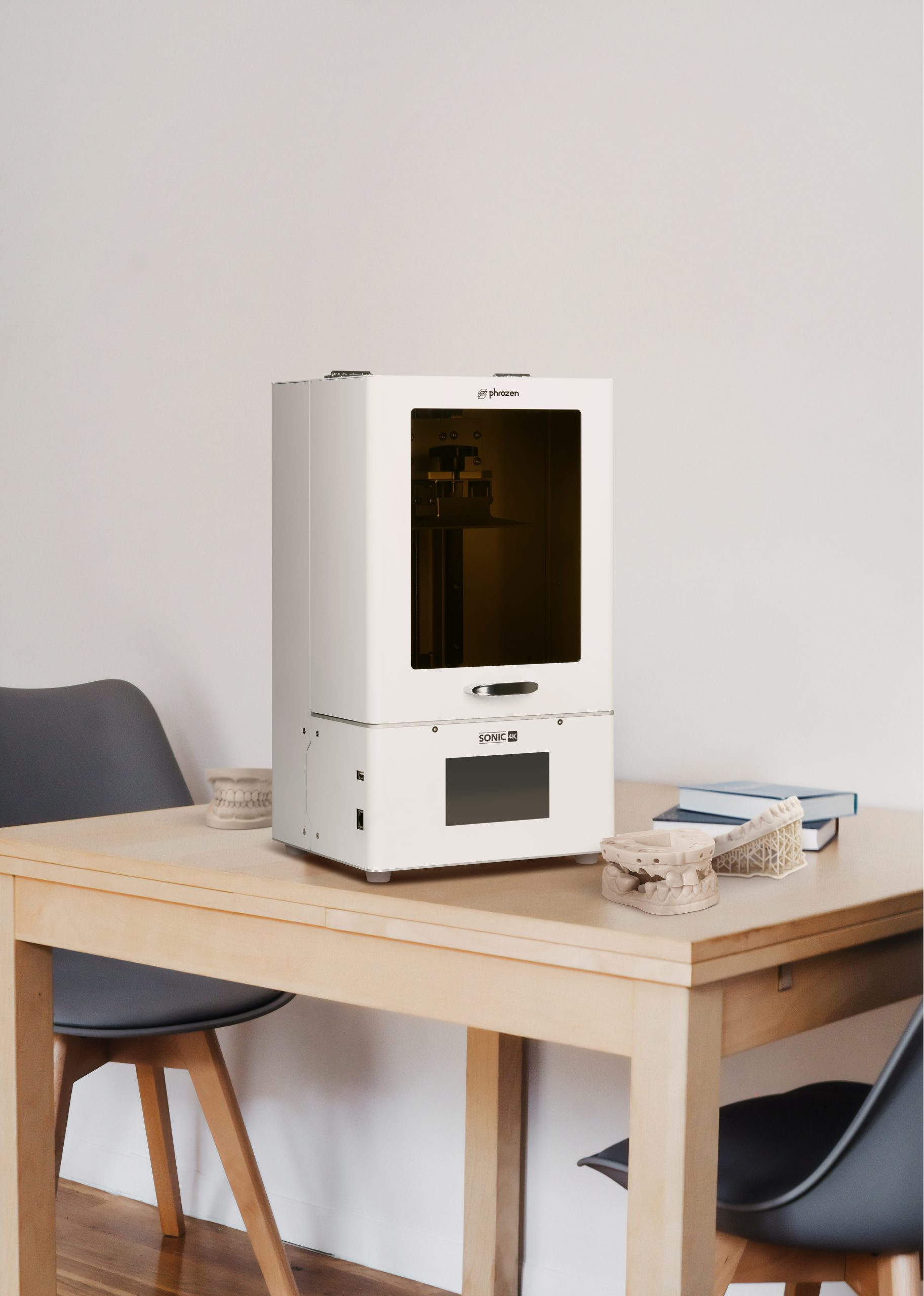 4K resin 3D printer by Phrozen