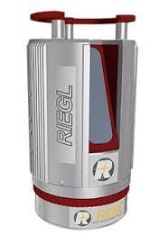 VZ-200 RIEGL - Terrestrial