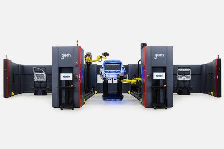 ATOS ScanBox Series 8 GOM - Metrology