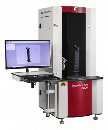 ShapeGrabber Ai620 QVI - Metrology
