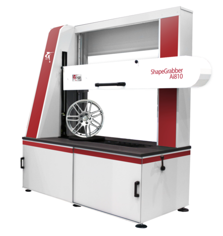 ShapeGrabber Ai810 QVI - Metrology