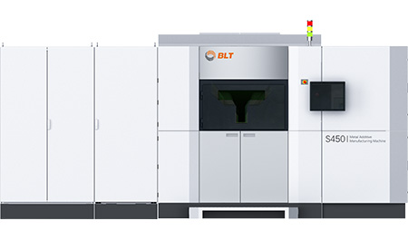 BLT-S450 Xi'an Bright Laser Technologies - Metal