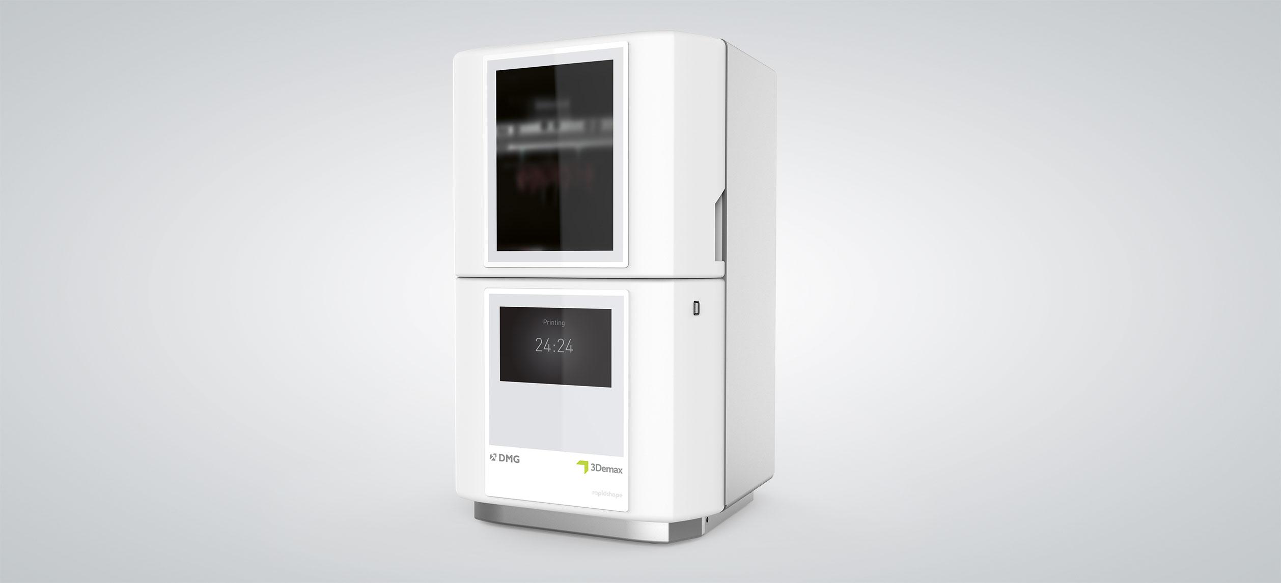 3Demax DMG - 3D printers