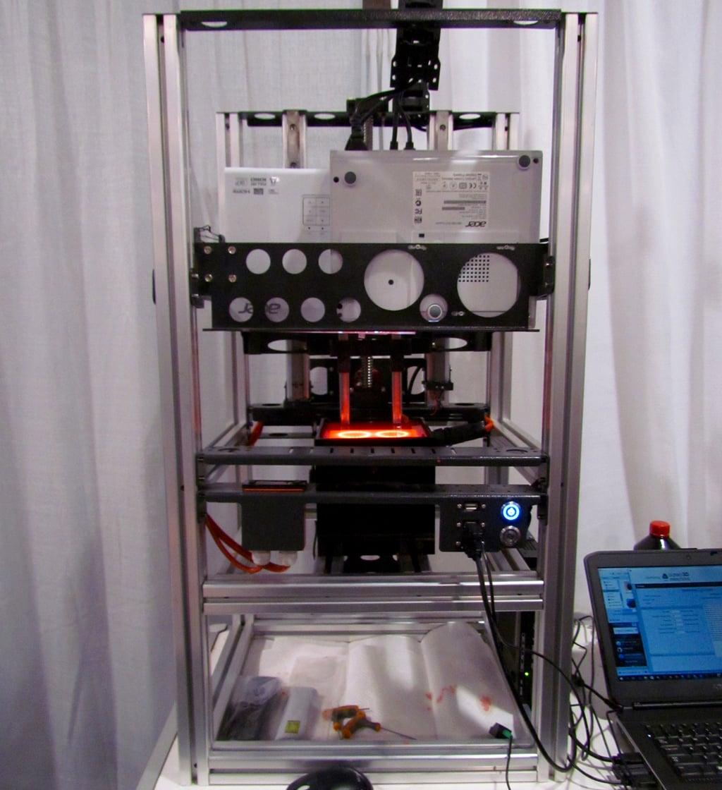 4K Gizmo 3D Printer Gizmo 3D - Resin