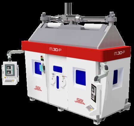 M3DP Metallic 3D printer SBI - 3D printers