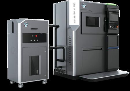 Metalform250 x3D Systems - Metal