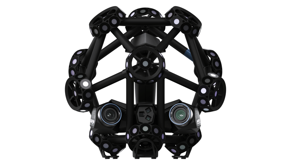 MetraSCAN BLACK Elite Creaform - Metrology