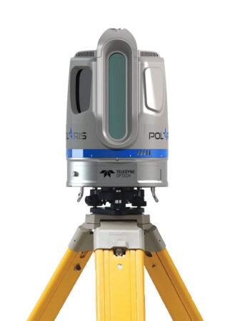 Polaris Teledyne Optech - Terrestrial