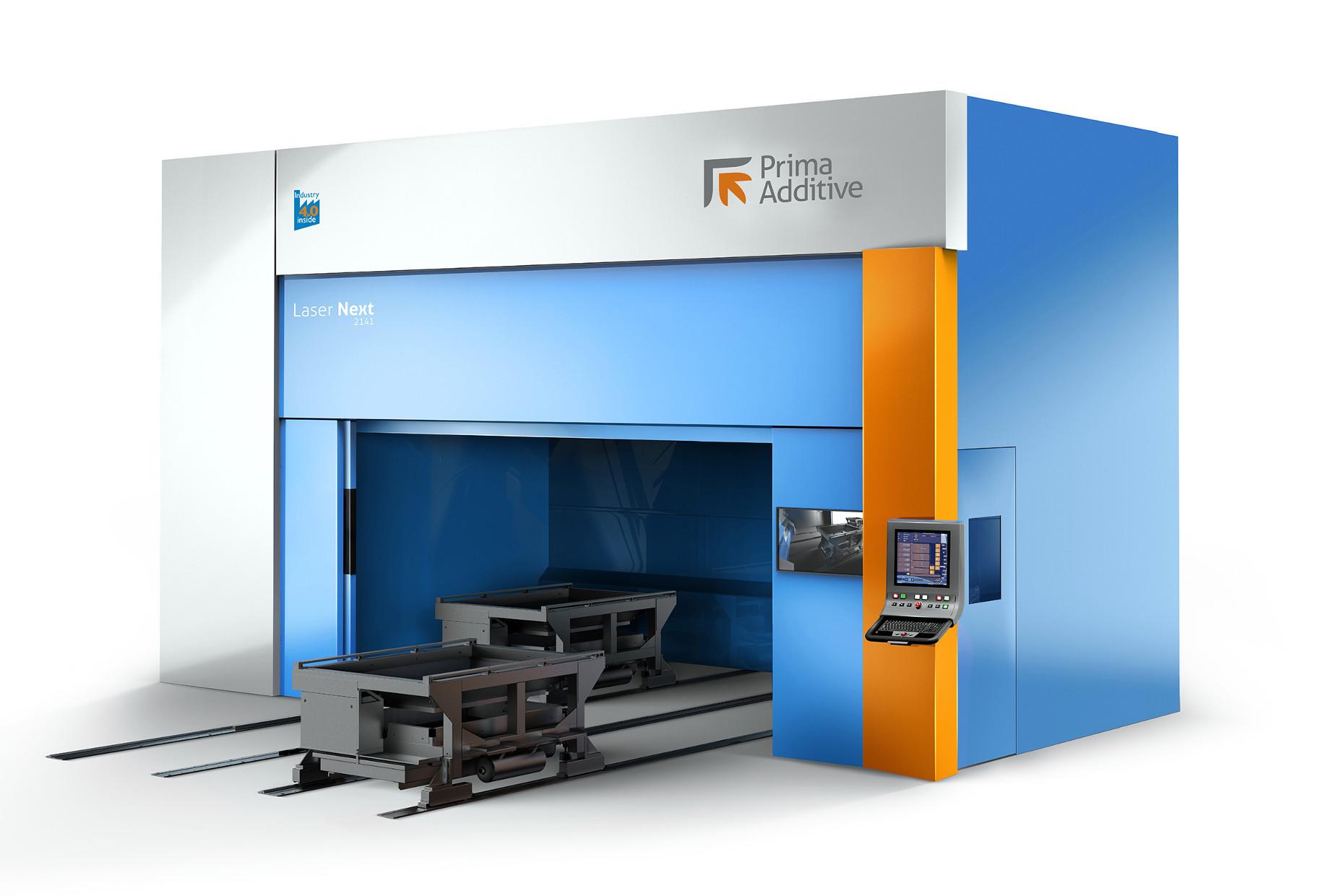 Laser Next 2141 Prima Additive - Metal