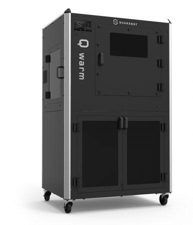 Qwarm Sharebot - 3D printers