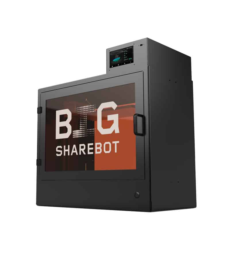 Big Sharebot - 3D printers