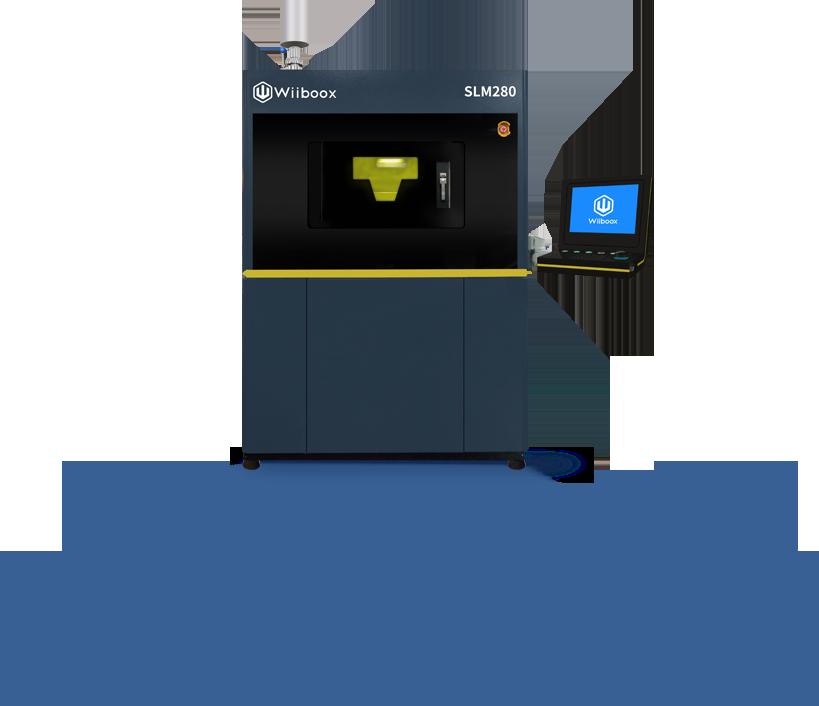 SLM280 Wiiboox - Metal