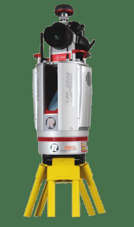 VZ-400i RIEGL - Terrestrial