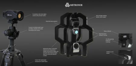 TrackScan Metronor - Metrology