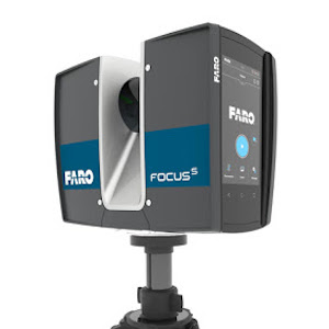 FARO Focus S 70 long range laser scanner