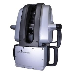 Maptek SR3 underground laser scanning